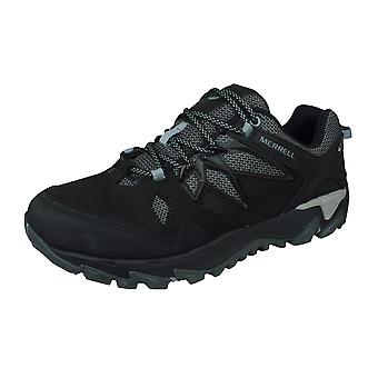 Merrell All Out Blaze 2 GTX Mens Hiking / Walking Trainers / Shoes - Black