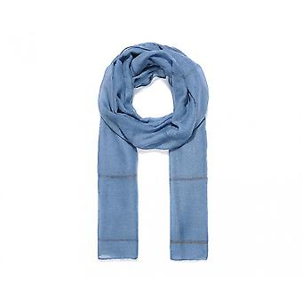 Intrigue Womens/Ladies Faded Check Scarf