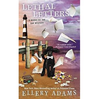 Lethal Letters by Ellery Adams - 9780425270837 Book