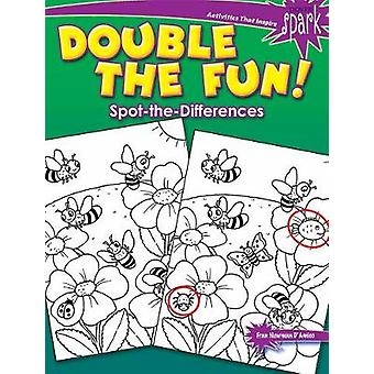 SPARK Double the Fun! Spot-the-Differences by Fran Newman-D'Amico - 9