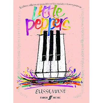 Little Peppers - (piano) by Elissa Milne - 9780571522934 Book