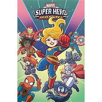 Marvel Super Hero Adventures - Captain Marvel by Marvel Super Hero Adv