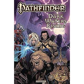 Pathfinder Vol. 1 - Dark Waters Rising by Jim Zub - 9781524104214 Book