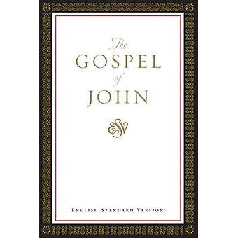 ESV Gospel of John - 9781581344066 Book