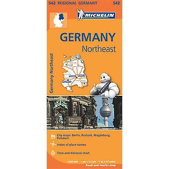 Germany Northeast - 9782067183575 Book