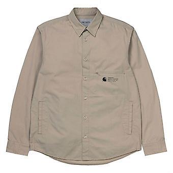 Carhartt WIP Long Sleeve  Coleman Shirt  Wall