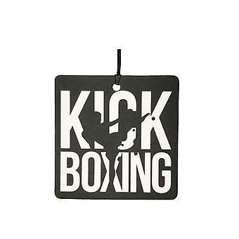Kick Boxing Car Air Freshener