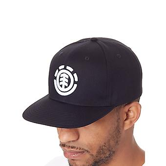 Element Black White Knutsen A Snapback Cap