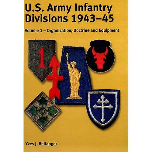 US Army Infantry Divisions, 1943-45