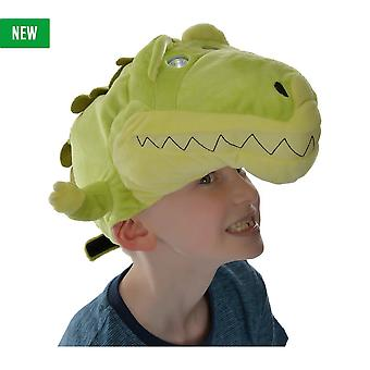 Hogwild Head Lites T Rex Headwear Nightlight