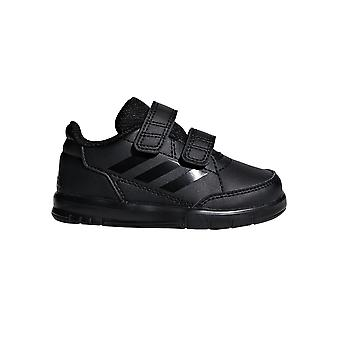 adidas AltaSport Infant Kids Correa Deportes Moda Entrenador Zapato Negro