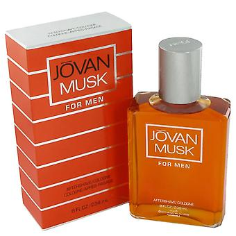 JOVAN MUSK by Jovan After Shave/Cologne 8 oz / 240 ml (Men)