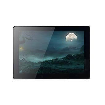 3g call 10-inch ips display quad core 1gb ram+16gb rom 4000mah tablet pc black (eu plug)