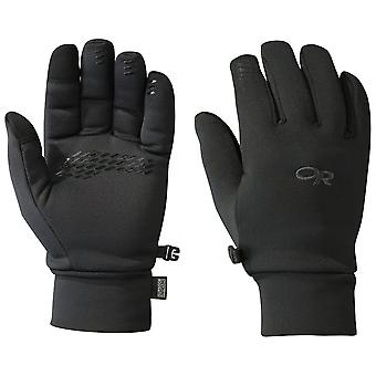 Outdoor Research Black Mens PL 400 Sensor Handschuh