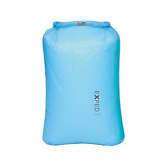Exped Ultralite Fold Drybag Cyan (40L)