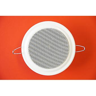 PG audio DL 07-ceiling speakers 30 watts max. newly-ware white 1 piece