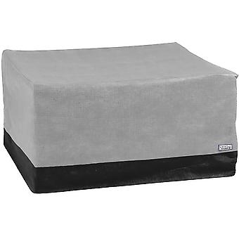 Square Fire Pit Cover Outdoor Patio - 32