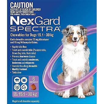 Nexgard Spectra Large 15-30 kg - 6 pack