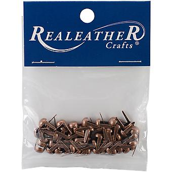 Round Spots 48 Pkg Small Antique Copper Bhr01413
