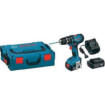 Bosch Professional GSB 14 Cordless impact driver 14.4 V 1.5 Ah Li-ion incl. spare battery, incl. case