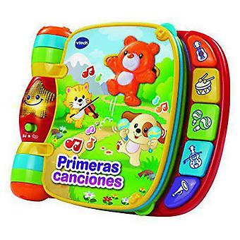 Vtech first Songs (Toys , Preschool , Babies , Early Childhood Toys)