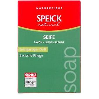 Speick Tablet soap 100G (Woman , Cosmetics , Body Care , Shower and bath , Bath gels)