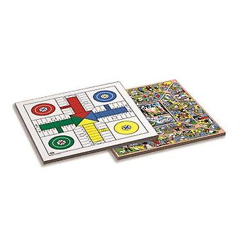 Cayro Wooden Ludo Board Oca (Kids , Toys , Table Games , Strategy)