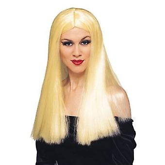 Rubie's Blonde Witch Wig (Kids , Toys , Imitation , Drama , Accessories)