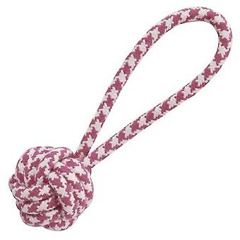 Arquivet Knot With Handle Pink (Dogs , Toys & Sport , Ropes)