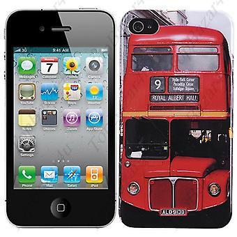 De dekking van de IPhone 4/4S-Londen (London BUS)