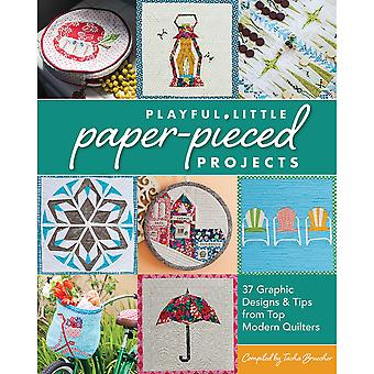 Stash Books-Paper-Pieced Projects STA-58205