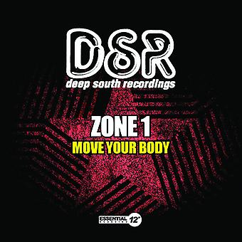Zone 1 - Move Your Body USA import