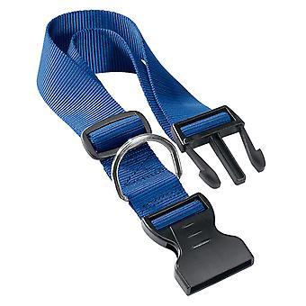 Club C20 Nylon collare blu 20 mm X 36-56 cm