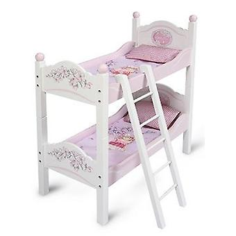 Decuevas Bunk Beds Convertible Maria Wood