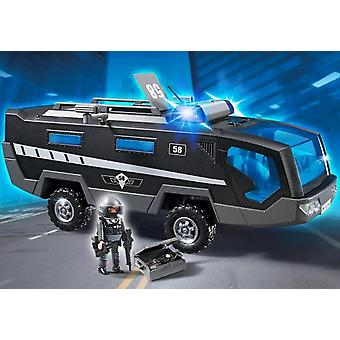 Playmobil Camion special police unit