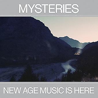 Mysterier - New Age musik er her [Vinyl] USA importerer