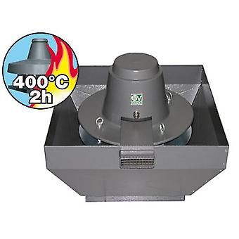 TRM ED 230 V Roof fan Fume extraction Vertical discharge up to 5800m³/h IP55