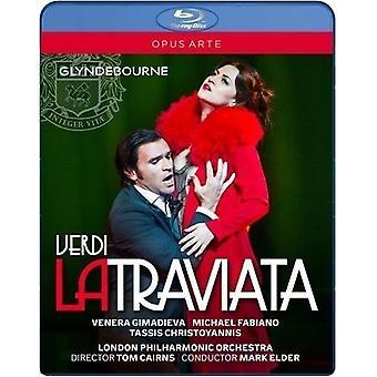 La Traviata [Blu-ray] USA import