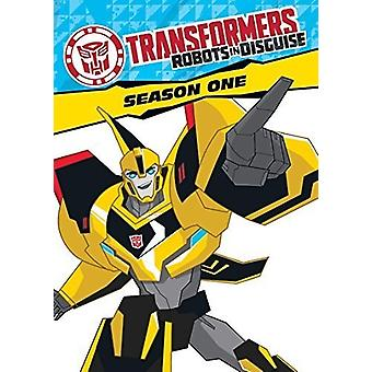 Transformers Robots in Disguise: Season One [DVD] USA import
