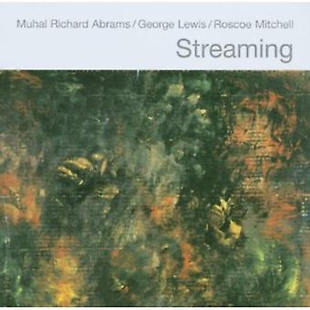 Abrams/Lewis - Streaming [CD] USA importerer