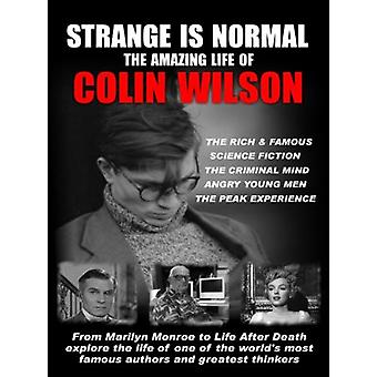 Strange Is Normal: The Amazing Life of C [DVD] USA import