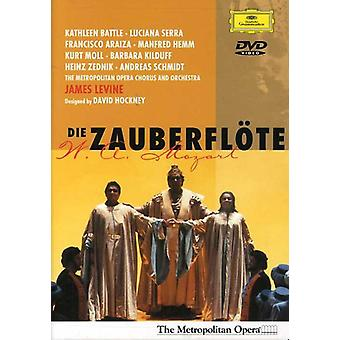 W.a. Mozart - Magic Flute-Comp Opera [DVD] USA import