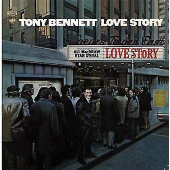 Tony Bennett - Love Story [CD] USA import