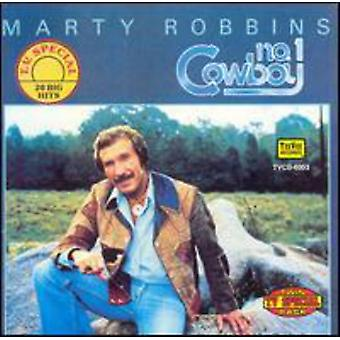 Marty Robbins - No. 1 Cowboy [CD] USA import
