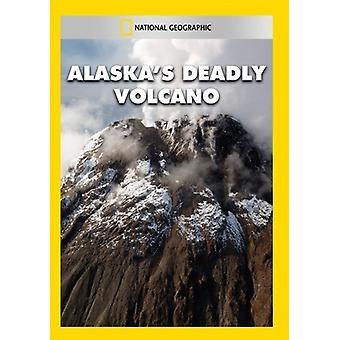 Alaska's Deadly Volcano [DVD] USA import