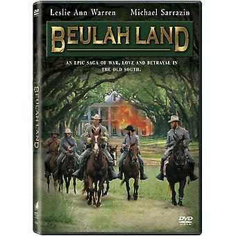 Beulah Land [DVD] USA import