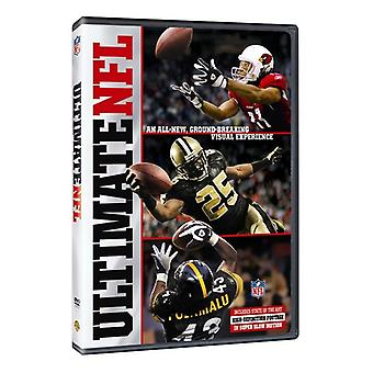 NFL: Ultimative NFL [DVD] USA importerer