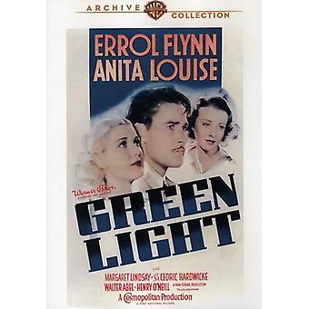 Grønt lys [DVD] USA import