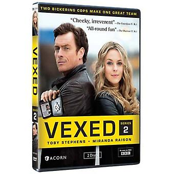 Vexed - Vexed: Series 2 [DVD] USA import