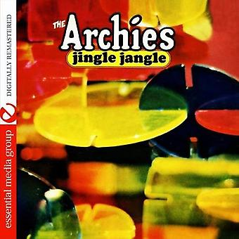 Archies - Jingle Jangle [CD] USA importar